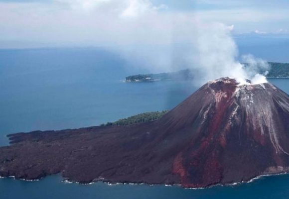 Son of Krakatoa (Krakatau) – A Growing Mountain and Destination